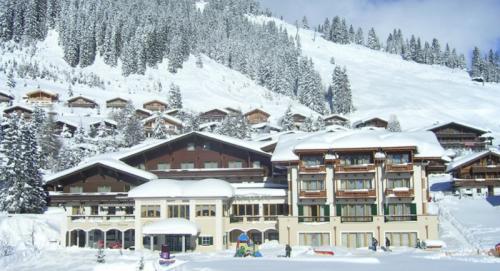 Hotel Königsleiten Vital-Alpin - Küche