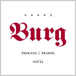 BURG Hotel Oberlech****S - Chef Tournant