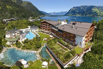 5* Hotel Salzburgerhof - Front-Office