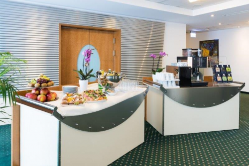 Star Inn Hotel Premium Graz by Quality - Küche