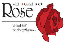 Hotel Gasthof Rose - Oy-Mittelberg