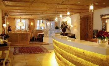 Romantik Hotel Die Krone von Lech - Front-Office