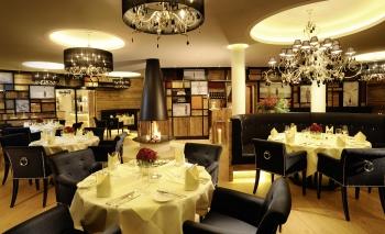 Romantik Hotel Die Krone von Lech - Bar