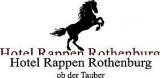 Hotel Rappen Rothenburg ob der Tauber - Rezeptionist
