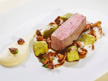 Relais & Châteaux Hotel Schwarzmatt - Küche