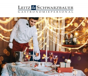 job kellner f r weihnachtsfeiern silvester gesucht l s gastronomie service personal in. Black Bedroom Furniture Sets. Home Design Ideas