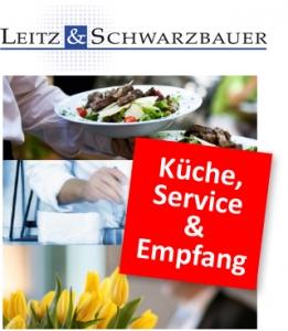 L&S Gastronomie-Personal-Service GmbH & Co.KG - Personaldisponent (m/w) von Küchen- & Spülhilfen, Köche