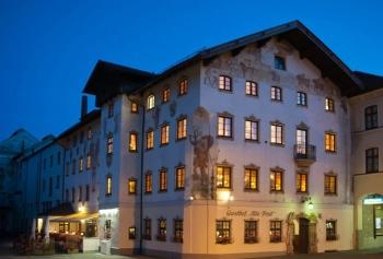 Hotel Gasthof Alte Post - Küche
