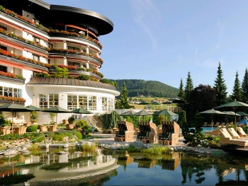 Hotel Bareiss im Schwarzwald - SPA & Entertainment