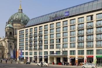 Radisson Blu Hotel, Berlin - Reservierung