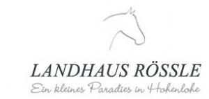 Landhaus Rössle - Auszubildender Koch (m/w)