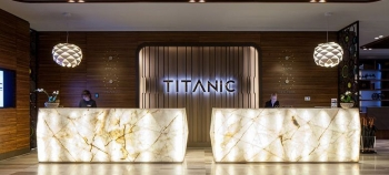 TITANIC CHAUSSEE BERLIN - Front-Office