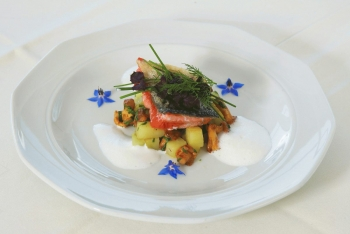 Haubers Alpenresort - Küche