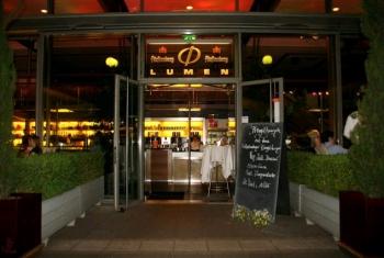 Restaurant Lumen - Küche