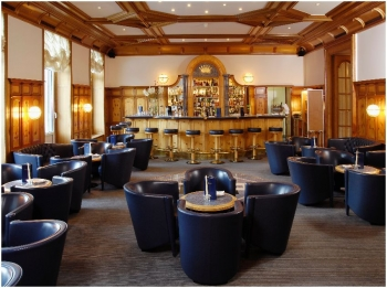 5Grand Hotel Kronenhof - Bar