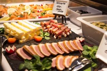 AIGO Familien- und Sportresort - Küche