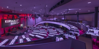 Kongress + Kursaal Bern AG - Bankett & Conference
