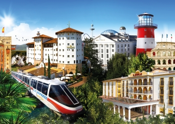Europapark - SPA & Entertainment
