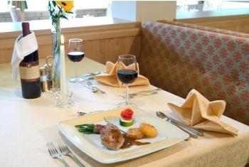 Hotel Bergland - Küche