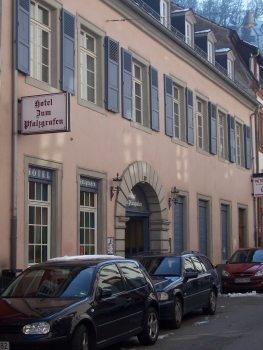 Hotel Zum Pfalzgrafen - Front-Office