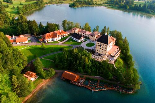 Schloss Fuschl - Ausbildungsberufe