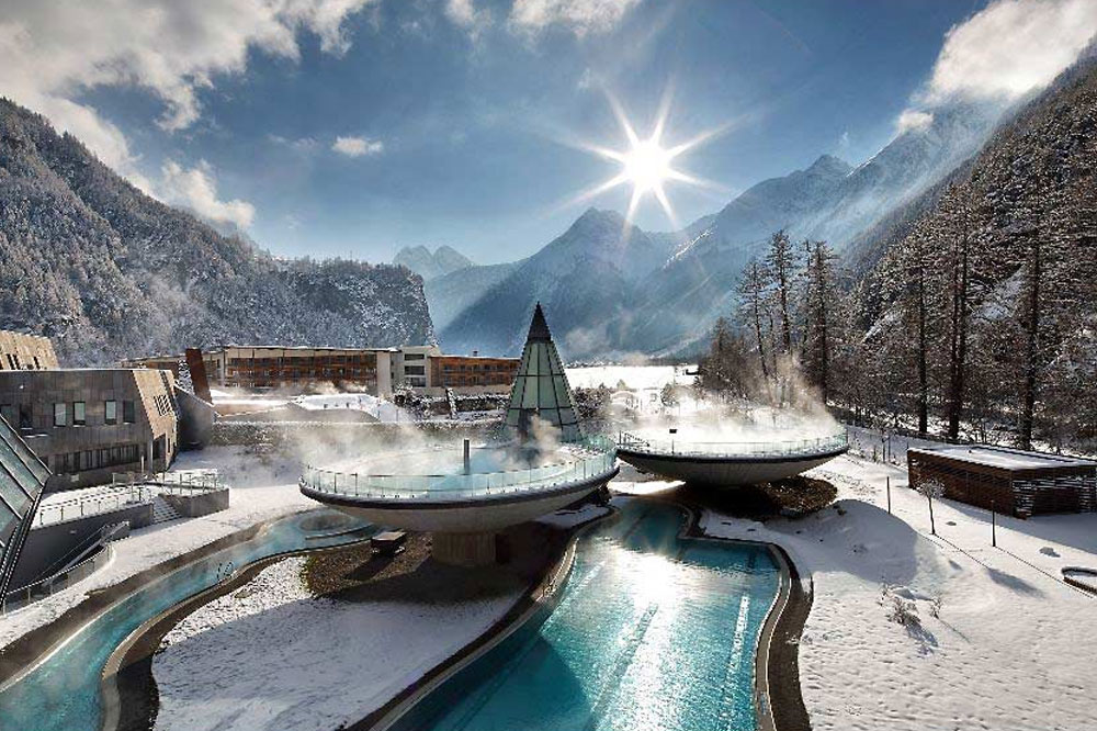 Stellenangebot Aquadom Therme Tirol