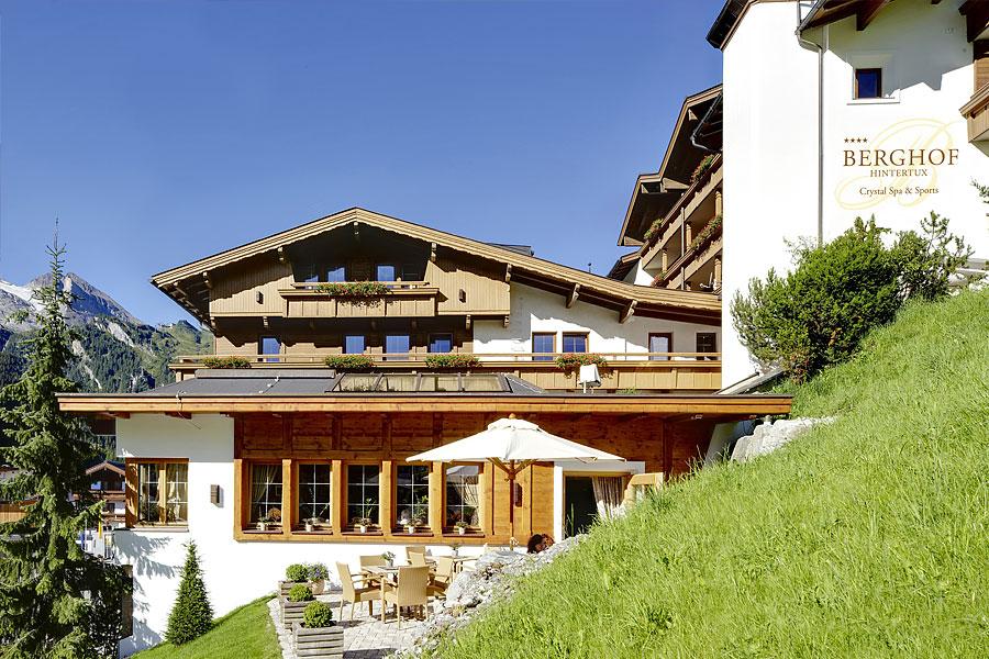 Stellenangebot Berghof Hintertux