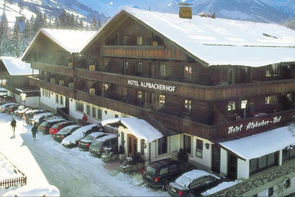 Jobs Hotel der Alpbacherhof