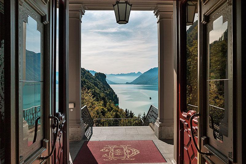 Stellenangebot Grandhotel Giessbach - Schweiz