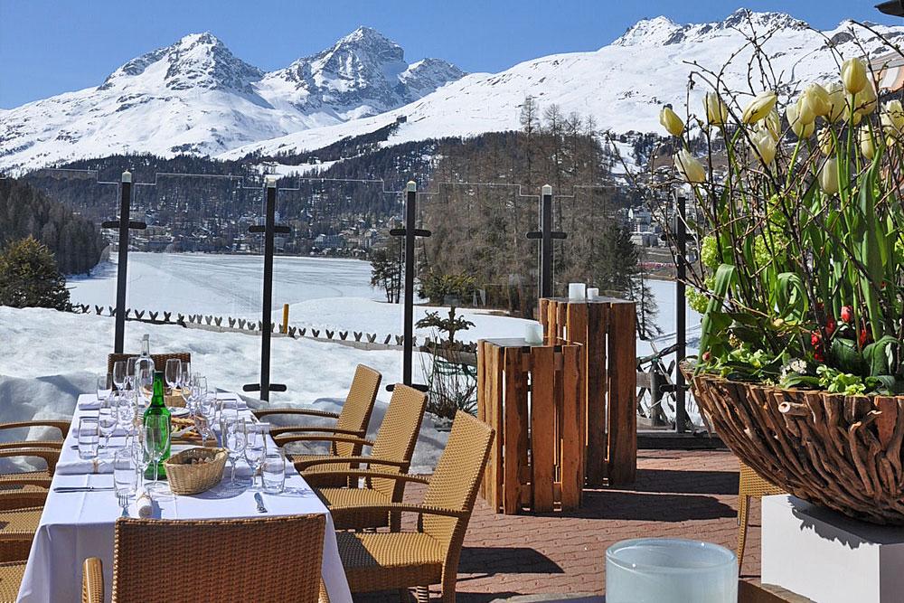 Jobs Landhotel Meierei - St. Moritz