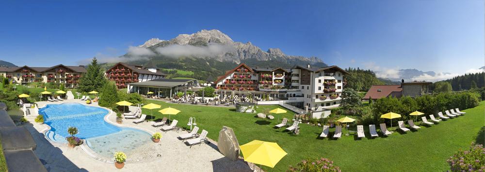 Jobs Hotel Krallerhof Leogang Österreich