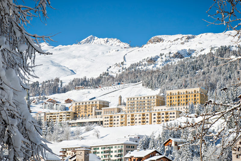 Jobs Kulm Hotel u. Grand Hotel Kronenhof