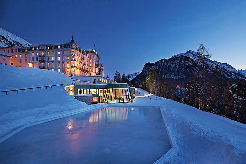 Stellenangebot Kulm Hotel u. Grand Hotel Kronenhof