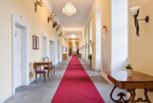 Stellenangebot Schlosshotel Mondsee- Österreich